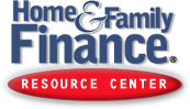 home and family finance logo