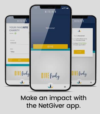 netgiver app